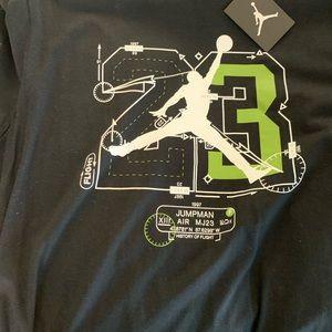 Air Jordan retro13 T-shirt